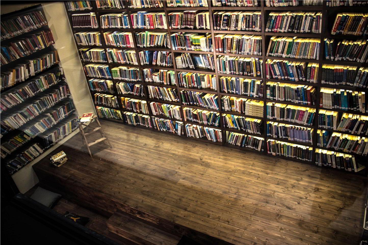 Βιβλιοθήκη aegean college