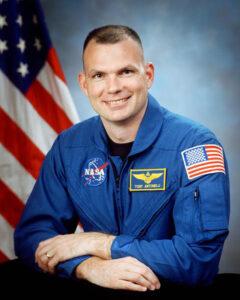 Pilot Dominic Antonelli